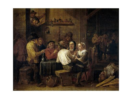 david-teniers-the-younger-smokers-and-drinkers-17th-century-flemish-school