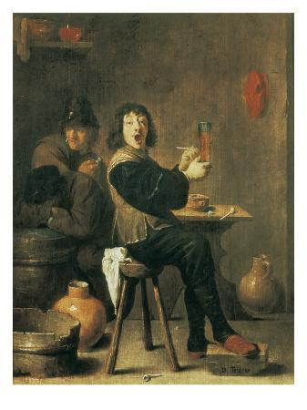 david-teniers-the-younger-the-happy-soldier