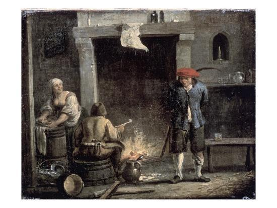david-teniers-the-younger-the-hearth