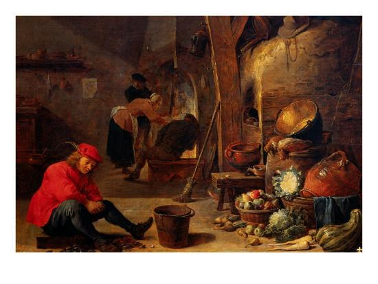 david-teniers-the-younger-the-kitchen