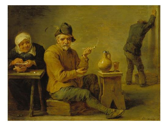 david-teniers-the-younger-two-farmers-and-an-old-woman-in-a-tavern