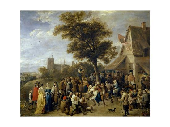 david-teniers-the-younger-village-feast-ca-1650-flemish-school