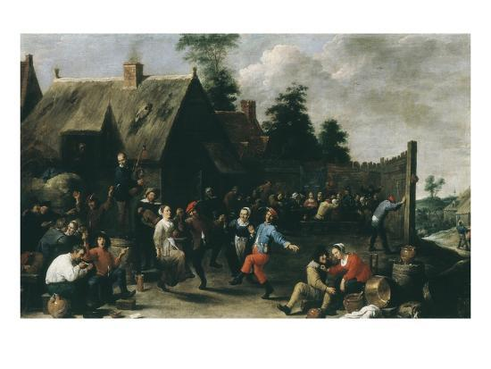 david-teniers-the-younger-village-festival-1637