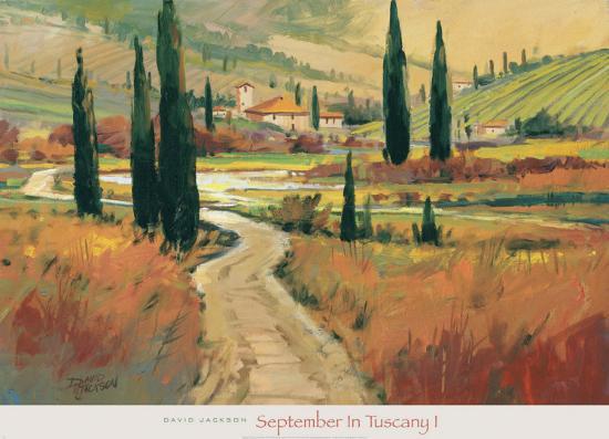 david-w-jackson-september-in-tuscany-i
