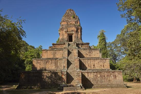 david-wall-baksei-chamkrong-temple-angkor-world-heritage-site-siem-reap-cambodia