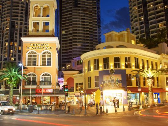 Chevron Renaissance Mall, Surfers Paradise, Gold Coast, Queensland ...
