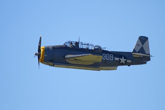 david-wall-grumman-avenger-warbirds-over-wanaka-war-plane-new-zealand