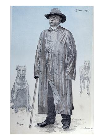 de-la-barre-chancellor-bismarck-and-his-dogs-la-revue-illustree-engraved-by-florian-october-1887