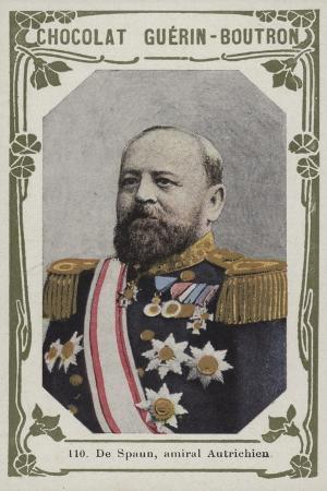 de-spaun-amiral-autrichien