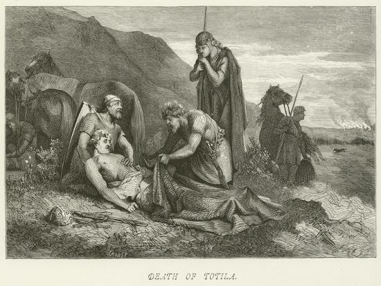 death-of-totila