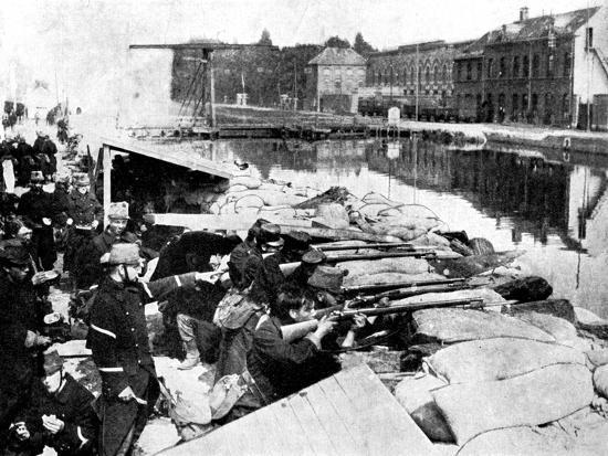 defence-of-a-main-artery-of-antwerp-first-world-war-1914