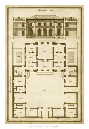 deneufforge-vintage-building-plan-i