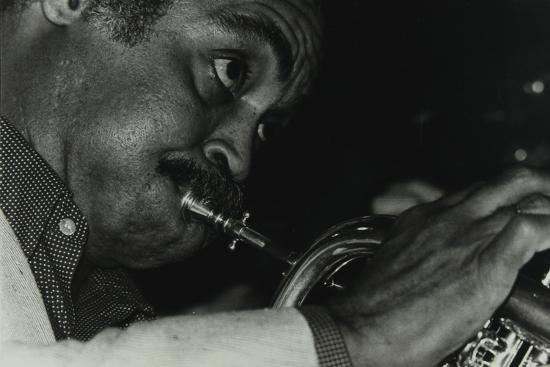 denis-williams-american-trumpet-and-flugelhorn-player-art-farmer-at-the-bell-codicote-hertfordshire-1983
