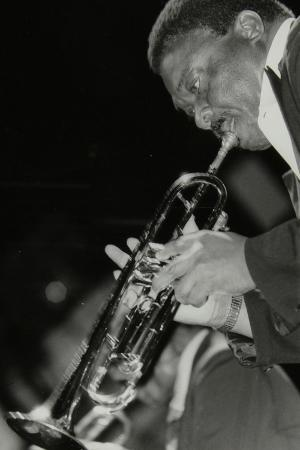 denis-williams-trumpeter-cat-anderson-performing-at-the-newport-jazz-festival-ayresome-park-middlesbrough-1978