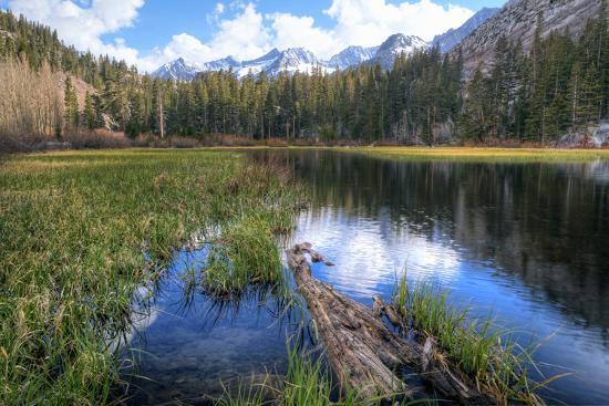dennis-flaherty-usa-california-sierra-nevada-range-landscape-with-weir-pond