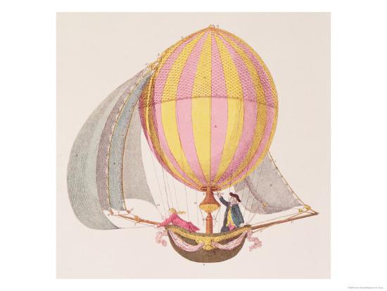 design-for-a-dirigible-french-circa-1785