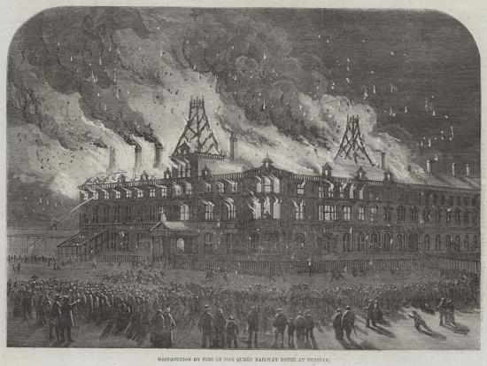 destruction-by-fire-on-the-queen-railway-hotel-at-chester