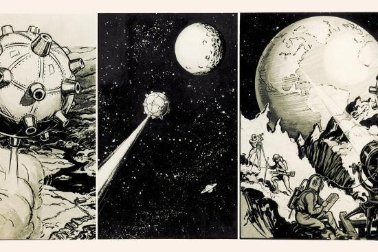 detlev-van-ravenswaay-moon-flight-comic