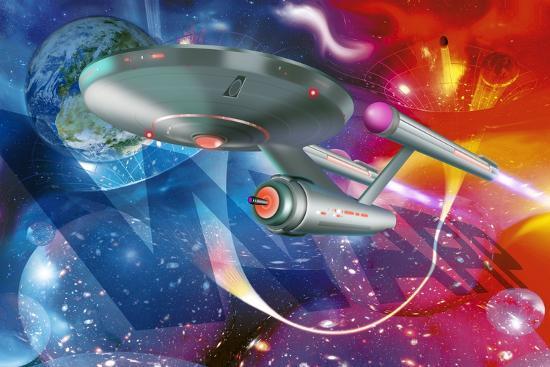 detlev-van-ravenswaay-time-travelling-spacecraft-artwork