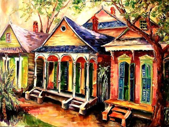 diane-millsap-new-orleans-shotgun-houses