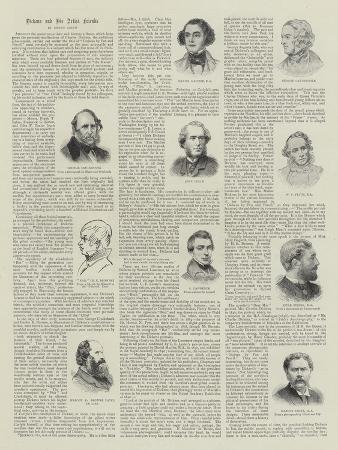 dickens-and-his-artist-friends