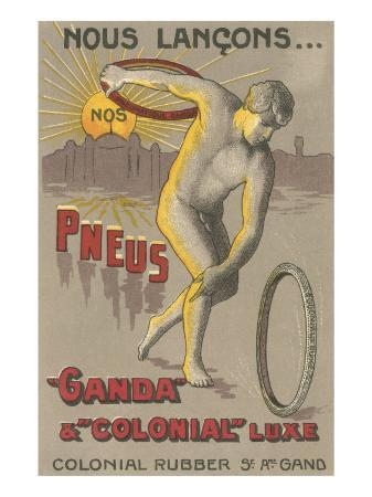 discobolos-throwing-bicycle-tire