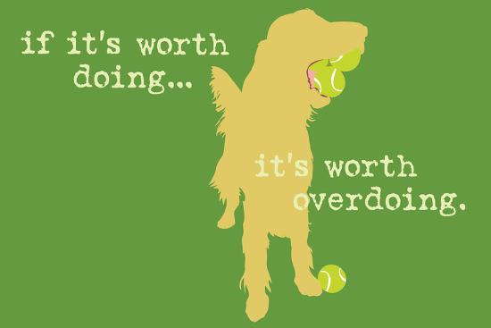 dog-is-good-worth-doing-green-version