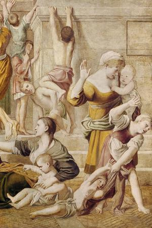 domenichino-detail-of-st-cecilia-distributing-alms-c-1612-15