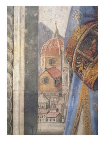domenico-ghirlandaio-the-duomo-detail-from-the-fresco-in-the-sala-dei-gigli-c1470-fresco