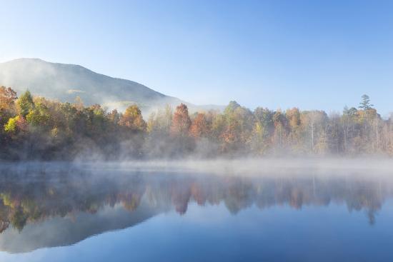 don-paulson-usa-tennessee-morning-fog-on-indian-boundary-lake