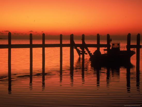 don-romero-silhouette-of-boat-at-sunset-fl