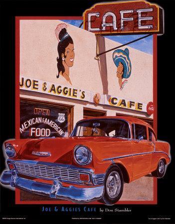 Joe And Aggie S Cafe Menu