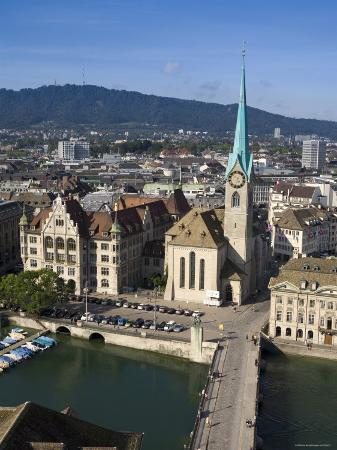 doug-pearson-city-skyline-and-river-limmat-zurich-switzerland