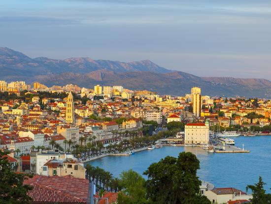 doug-pearson-elevated-view-over-split-s-picturesque-stari-grad-and-harbour-illuminated-at-sunset