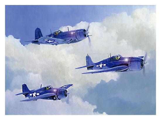 douglas-castleman-navy-fighters-of-wwii