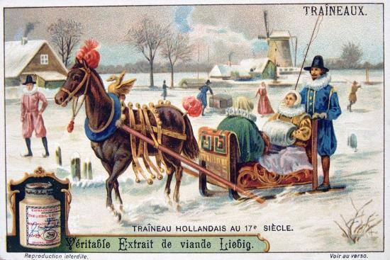 dutch-sleigh-17th-century