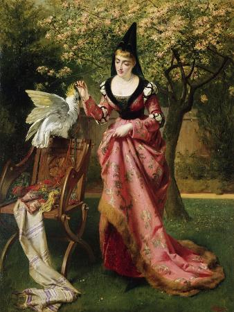 e-c-barnes-my-lady-s-parrot
