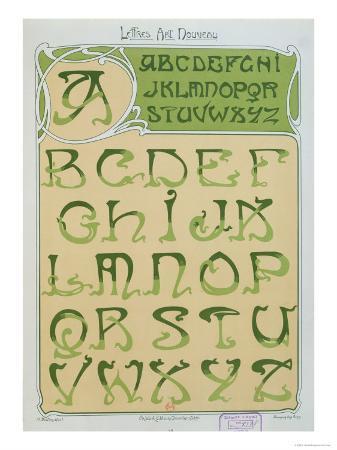 e-mulier-art-nouveau-alphabet-1903