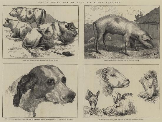early-works-of-the-late-sir-edwin-landseer
