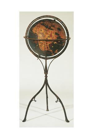 earth-globe-by-martin-behaim-1492