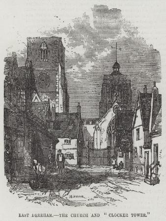 east-dereham-the-church-and-clocker-tower