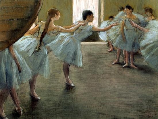 edgar-degas-dancer-at-rehearsal