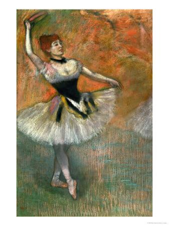edgar-degas-dancer-with-tambourine-around-1882