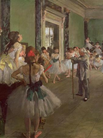 edgar-degas-the-dancing-class-circa-1873-76