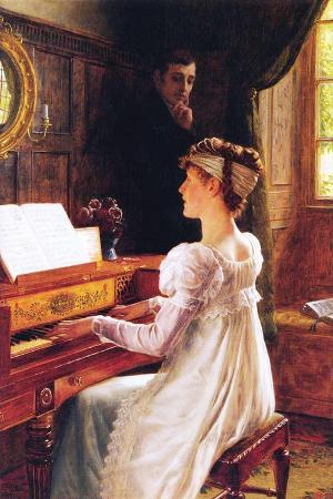 edmund-blair-leighton-courtship-1903