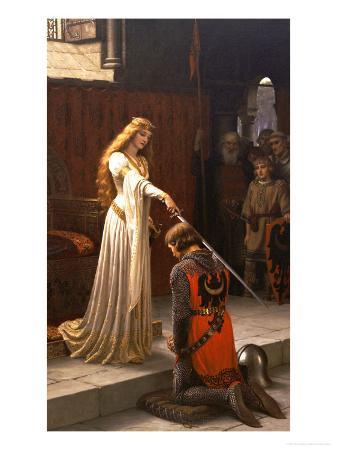 edmund-blair-leighton-the-accolade-1901