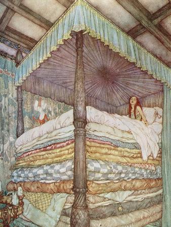 edmund-dulac-the-princess-and-the-pea