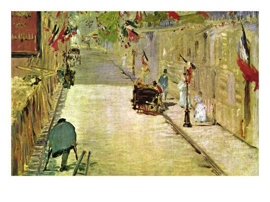 edouard-manet-rue-mosnier-with-flags