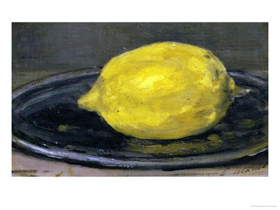 edouard-manet-the-lemon-1880