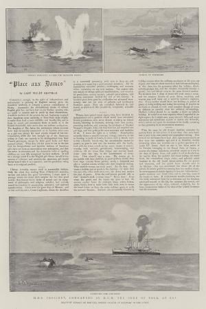 eduardo-de-martino-hms-crescent-commanded-by-hrh-the-duke-of-york-at-sea